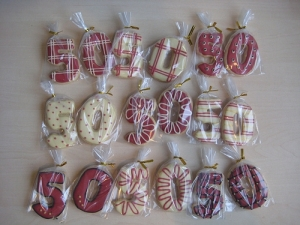 50 Birthday Party Favors