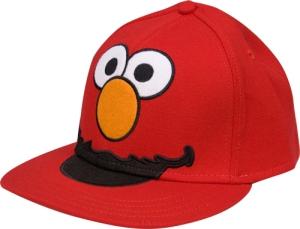 Elmo Favor Hats
