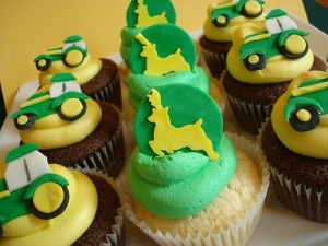 John Deere Party Favors