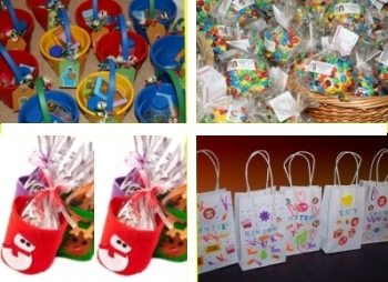 Kids Party Favor Ideas