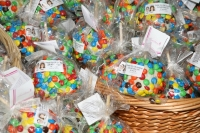 M&M Party Favors