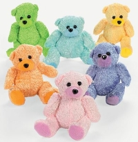 Party Favor Bears