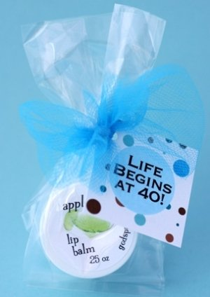 Over the Hill Party Favors
