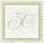 50th Anniversary Favor