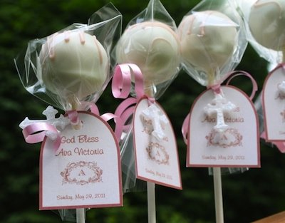 Baptism Party Favors