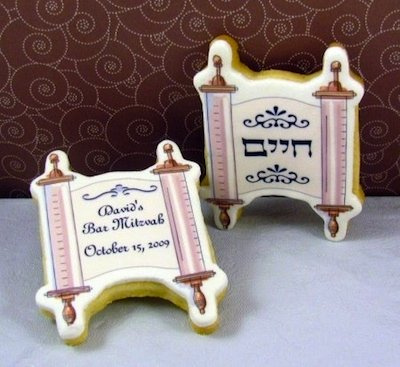 Bar Mitzvah Party Favors