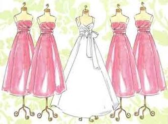Bridal Party Favors