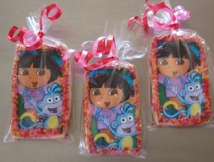 Dora Cookies