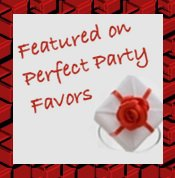 Featured on Perfect Party Favors