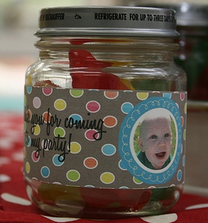 Children Birthday Party Favors