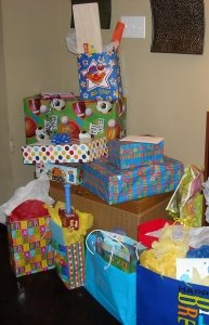 Kids Birthday Party Favors 1