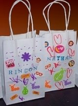 Personalized Kid Party Favor