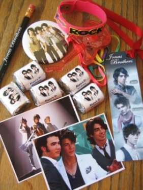 Party Photo Favors 1