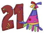 Twenty First Birthday